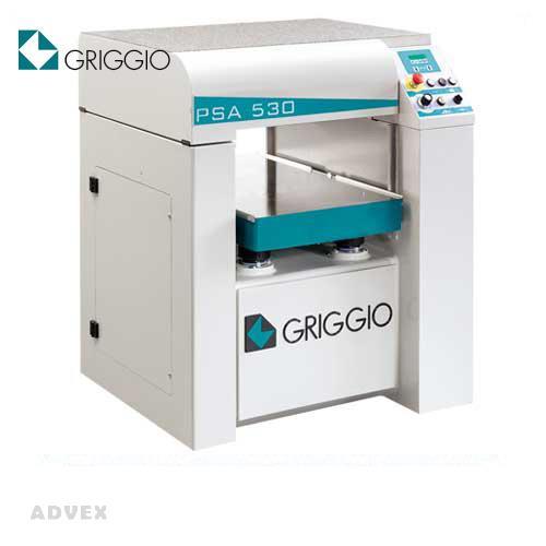 رنده گندگی  با دهانه 53 سانت  مدل PSA530 گریجیو GRIGGIO