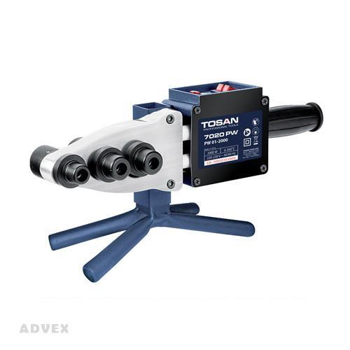 جوش لوله های پلاستیکی مدل 7020PW توسن  TOSAN