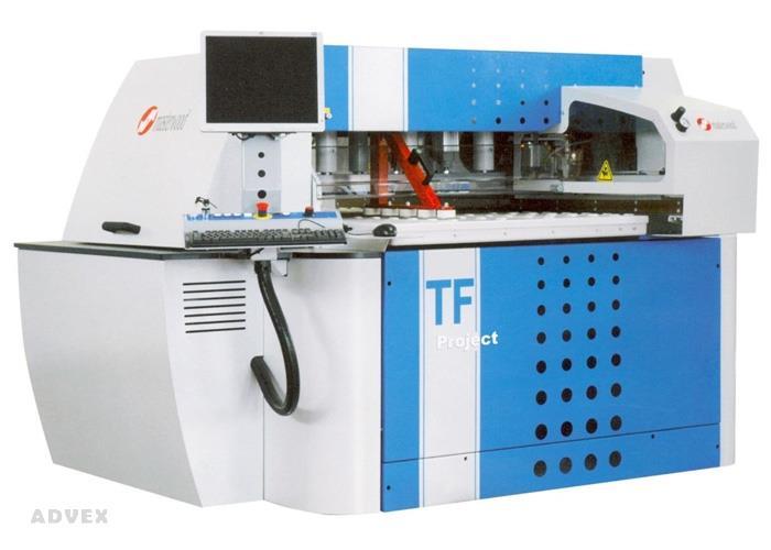 ماشین سوراخکاری مدل Project TF خاندان ماشین  MASTERWOOD