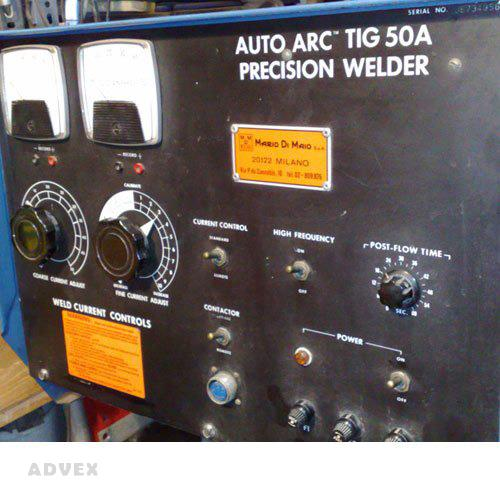 دستگاه جوش آرگون کارکرده میلر| MILLER