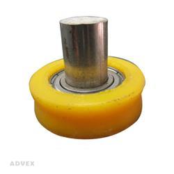 قرقره بالای درب تعادلی به قطر 5 سانتیمتر حدید  HADID