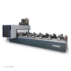 دستگاه 4 محور CNC چوب آوین چوب  AVIN CHOOB