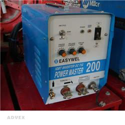 دستگاه جوش کارکرده الکترود اینورتر 200 ایزی ول | EASYWEL