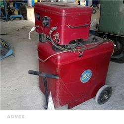 دستگاه جوش کارکرده آرگون با جریان AC