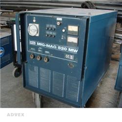 دستگاه جوشکاری Co2 آب خنک داخلی استوک