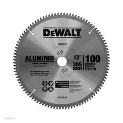 تیغ اره الماسه مخصوص برش فلزات سبک و آلومینیوم DW03240 دیوالت