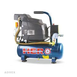 کمپرسور هوا 10 لیتری مدل HE1510 هیرو HERO