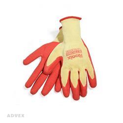 دستکش لاتکس صنعتی مدل 9000 رونیکس | RONIX