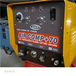 دستگاه برش پلاسما کارکرده مدل Plasma 70 AIR آسا |  ASEA