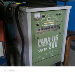 دستگاه جوش آرگون 200 آمپر استوک پاناسونیک | PANASONIC