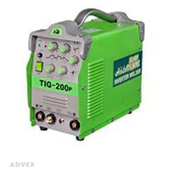 دستگاه جوش تیگ و الکترود مدل TIG 200P DC ایران ترانس