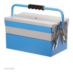 جعبه ابزار طبقاتی مدل 503 شاهرخ ابزار