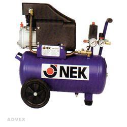 کمپرسور هوا 24 لیتری مدل 224 AC نک  NEK