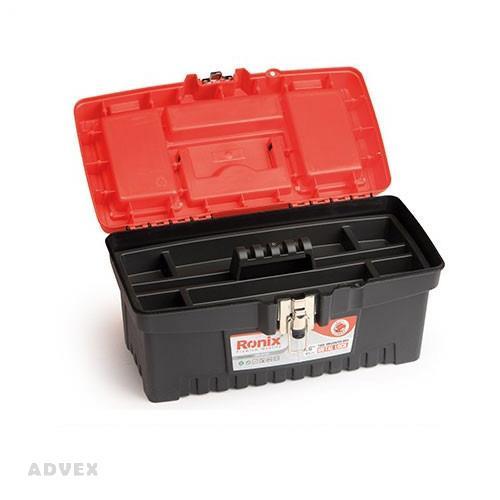 جعبه ابزار پلاستیکی مدل 9130 رونیکس | RONIX